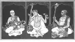 Trinity of Carnatic Music