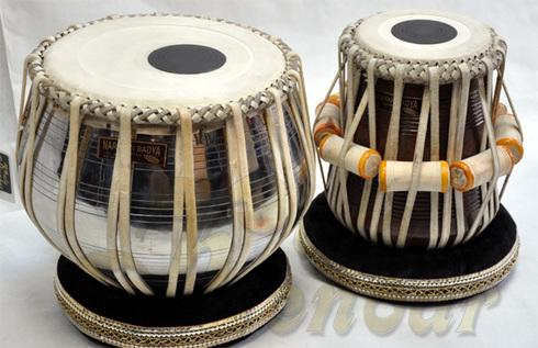 Tabla - Indian Percussion Instrument