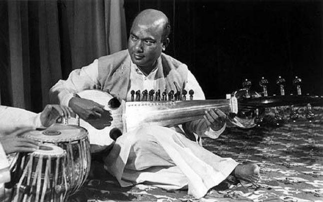 Ali Akbar Khan - Biography