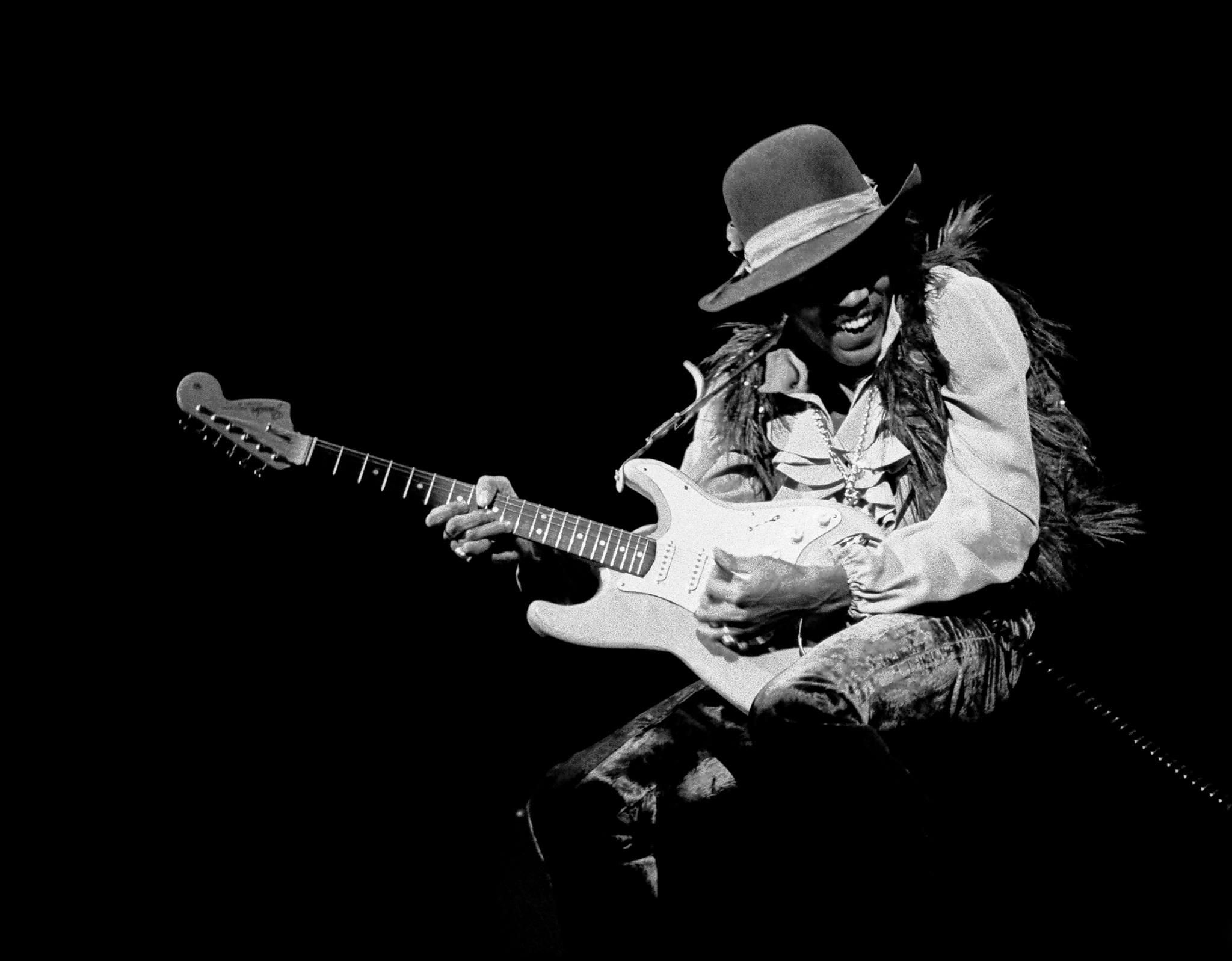 Top 5 All-Time Favorite & Famous Guitarists