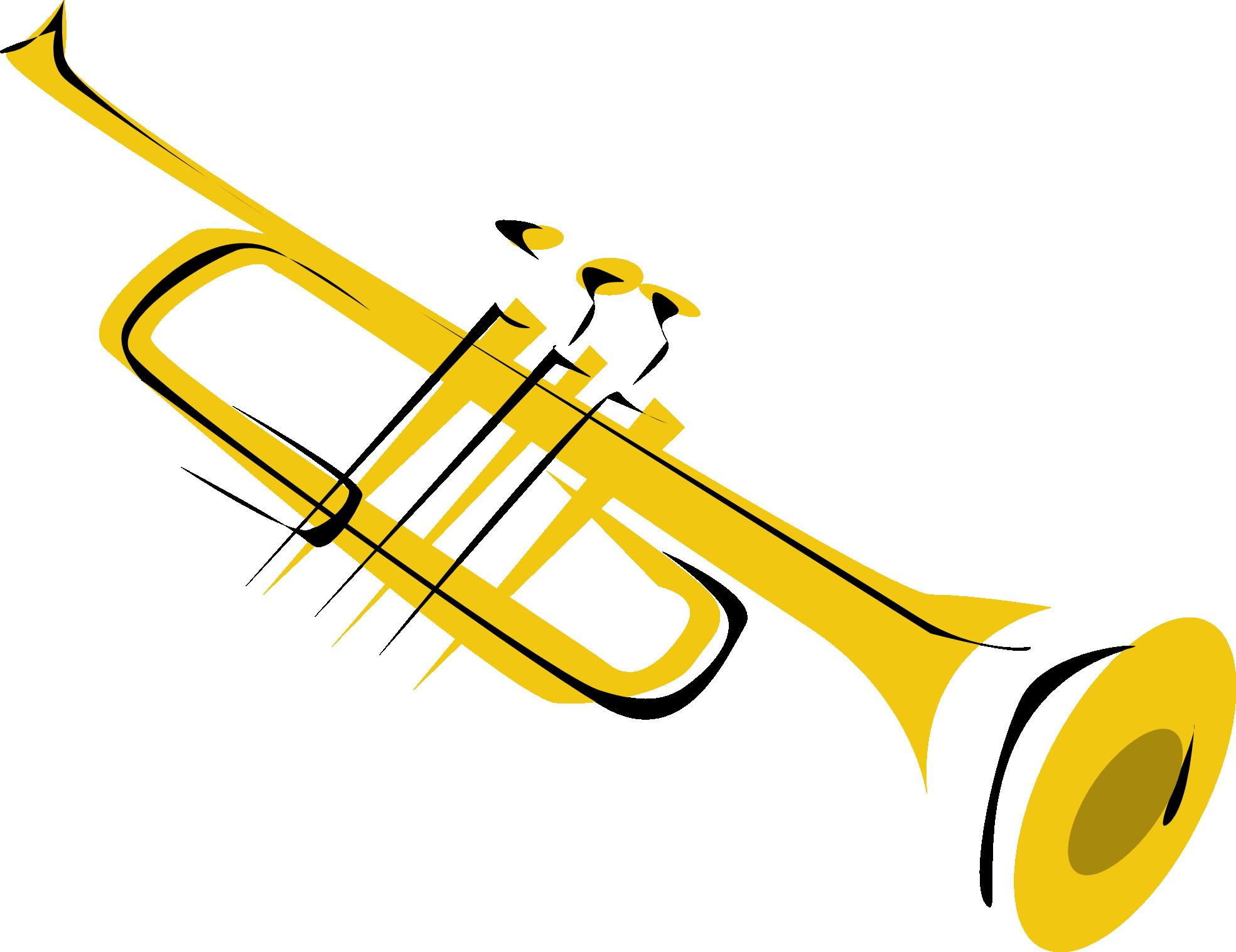 Notes on trumpet