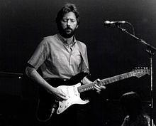 Eric Patrick Clapton, CBE (born 30 March 1945), is an English rock and blues guitarist, singer